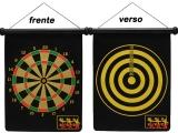 Jogo de Dardos Gold Sports Magnético c/ 6 Dardos