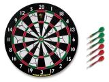 """Jogo de Dardo 17"""" Gold Sports c/6 setas 8g"""